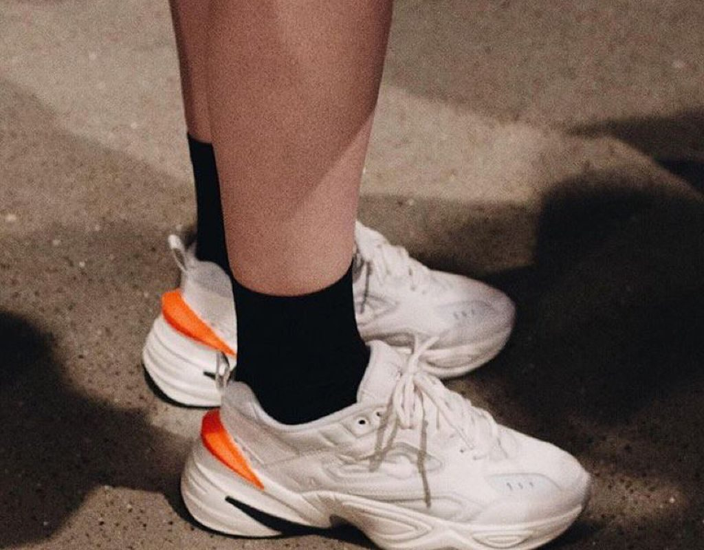 John Elliott x Nike M2K Tekno